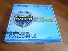 ASUS P7H55-M LE LGA Socket 1156 Micro ATX Motherboard Intel H55 *BRAND NEW