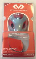 McDavid - Athletic Cup & Supporter /Mesh w/FlexCup | ADULT | #3300 | Small