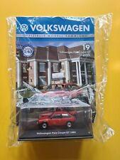 DeAgostini  Volkswagen  Nr.19     POLO  COUPE´  GT  ( 1985 )