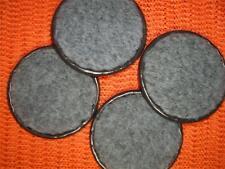 4 meubles rembourré cup Canapé Chaise Jambe roulettes sol tapis protecteurs en bois