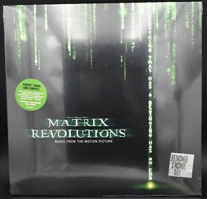 Matrix Revolutions RSD Vinyl Album Soundtrack 2019 Record Store Day Juno Reactor