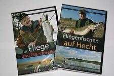 DVD Fliegenfischen auf Hecht & Fliege und Meerforellen