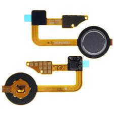 For LG G6 H870 Power Home Button Touch ID Fingerprint Sensor Flex Cable Silver
