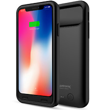 Alpatronix BX10 4000mAh Slim Protective Battery Charging Case for iPhone X / 10