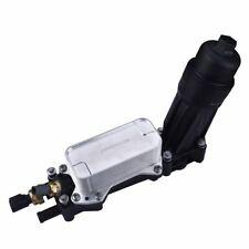 Engine Oil Cooler Filter Adapter Housing for Chrysler Dodge Jeep 3.6L 2014-17