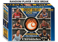 2019-20 PANINI CHRONICLES BASKETBALL LIVE RANDOM PLAYER 1 MEGA BOX BREAK #1