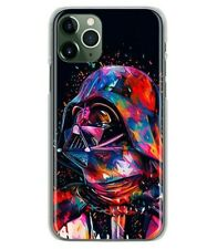 Star Wars Darth Vader soft case cover for iPhone 11 Pro XS Max 8 Samsung S20