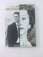 Woman in Gold (DVD, 2015) Ryan Reynolds, Helen Mirren