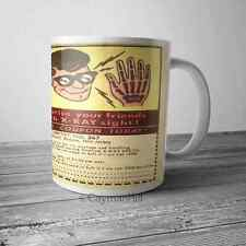Vintage X-Ray Glasses Comic Book Ad Mail In Order Form Toy on NEW Coffee Mug