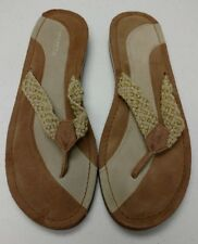 Women's Sperry Top-Sider Thong Sandals Size 11 M
