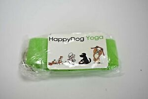 Happy Terazzo French Bul Dog Yoga Strap 6 ft