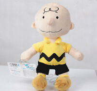 Peanuts Charlie Brown Kohls Cares Plush Doll Collection Stuffed Toy 12 inch Gift
