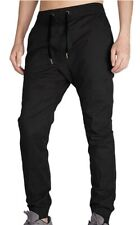 Men's Chino Jogger Pants (size 32W x 31L) Italy Morn