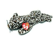 FRECKLES the Leopard - TY Beanie Babies - 1996 Tag Errors