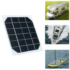 5Pcs 10W 6V Mini Solar Panel Cell Power Module Battery Toys Light Charger B3P9