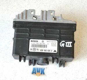 Motorsteuergerät Steuergerät 030906026R 0261203302/303 VW Golf Vento Polo
