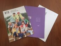 Very Rare BTS Japan Official FANCLUB MAGAZINE Vol.6,7,8 3sets ARMY K-POP