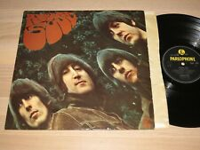 THE BEATLES LP - RUBBER SOUL / UK PMC 1267 PARLOPHONE PRESS in VG