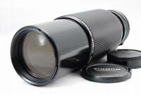 """""""Exc+"""" Canon FD 100-300mm f/5.6 Manual Focus Zoom Lens From Japan *78"""