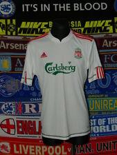 5/5 Liverpool adults L 2009 MINT third football shirt jersey trikot soccer