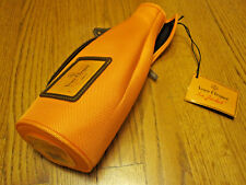 Veuve Clicquot Champagne Brut Orange Insulated ICE SLEEVE Cooler NEW Wine Case