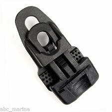 Clingons Black Reusable Cover/Tarpaulin Eye Clips (1 x Pack of 8) **SALE SALE**