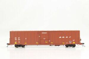 "HO Atlas Masterline BNSF ""Swoosh"" 60ft Plug Door Box Car New Xlnt Detail! #273"