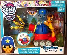 My Little Pony Guardians of Harmony Cheese Sandwich Pony w/Party Tank BNIB
