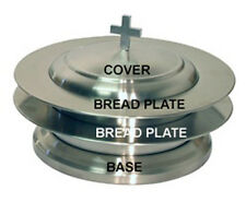 SPECIAL OFFER - Save £15 - Stainless Steel Bread Plate Set