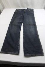 J7953 Wrangler Bootcut Jeans W34 L32 Schwarz Weiss  Sehr gut