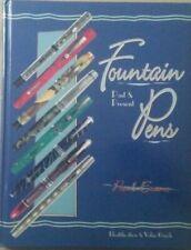 FOUNTAIN PEN ID PRICE GUIDE COLLECTOR'S BOOK Past & Present