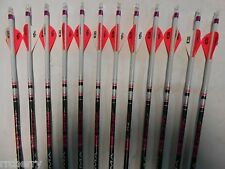12 Carbon Express Maxima PNK RZ Mathews Edition 150 Arrows! Pink Custom Dip!
