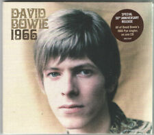 DAVID BOWIE : 1966 The Pye Singles Collection CD New