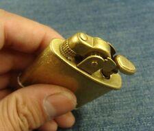Collectable Vintage Solid brass / copper oil cigarette lighter