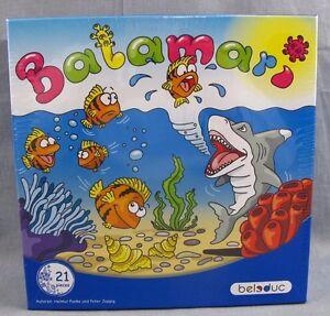 Balamari Action Game NEW 2013 Fish Cloth Fishing Dexterity Coordination