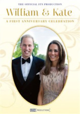 William and Kate: A First Anniversary Celebration DVD NEW