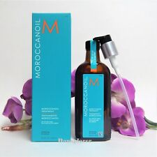 --200ml--   MOROCCANOIL HAIR TREATMENT 200ml / 6.8 oz MOROCCAN OIL w/PUMP  *NIB*