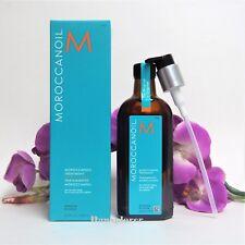 MOROCCANOIL HAIR TREATMENT 200ml / 6.8 oz MOROCCAN OIL w/PUMP NEW IN BOX !!
