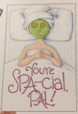 Mary Engelbreit Artwork- You're Spa-cial-Handmade Magnet
