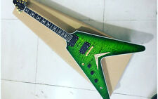 "Custom Flying V electric guitar Kouzex Guitars ""Venom"" made to order, SALE!"