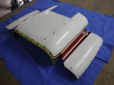Beech Baron B-55 Lower Engine Cowling LH P/N 96-910011-626 (0116-96)