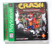 Crash Bandicoot 2 Case + Manual Only (No Game) PlayStation PS1 - Greatest Hits