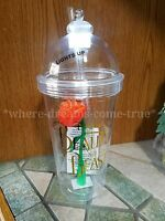 Enchanted Rose Light-Up Dome Tumbler with Straw - Beauty and the Beast (NEW)⚘