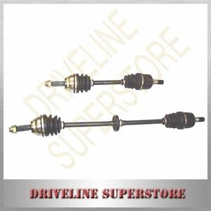 MITSUBISHI Mirage  TWO CV JOINT DRIVE SHAFT YEAR FROM 1997-2002 ALL