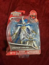 Power Rangers Super Megaforce Prince Vekar, 5-Inch Villain Bandai 2014