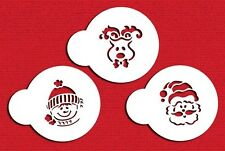 Whimsical Holiday Cookie Stencils by Designer Stencils #C458