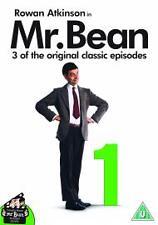 Mr Bean - Live Action [DVD] [1990], Unopened New DVD