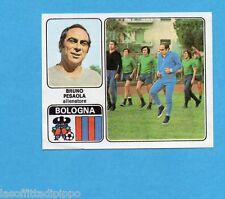 FIGURINA PANINI 1972/73-n.42- BOLOGNA PESAOLA -Rec