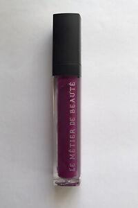LE METIER DE BEAUTE Moisture Matte Lip Creme RICOCHET 0.22oz 6.5ml Full size