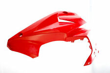 HYOSUNG GT250 OEM LEFT AND RIGHT RED UPPER FAIRING COWLS